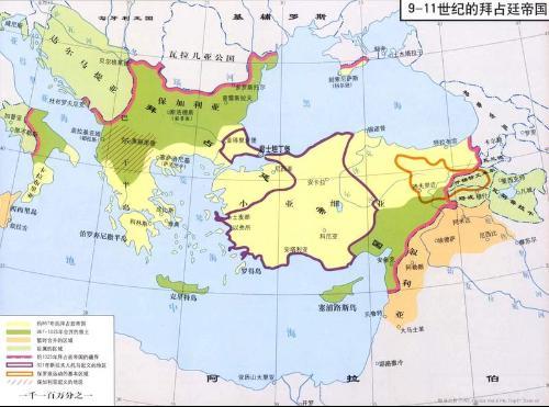 地中海 地图