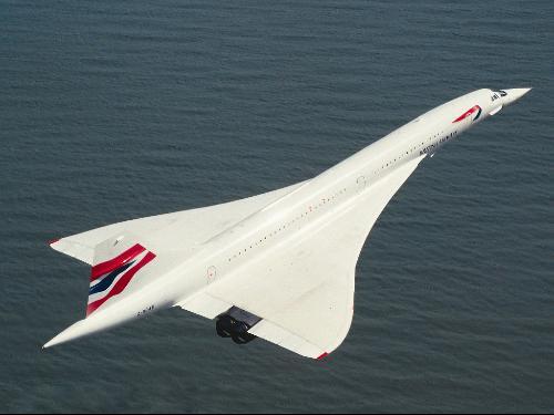 全世界有20多家飞机制造公司在研制第二代超音速客机.
