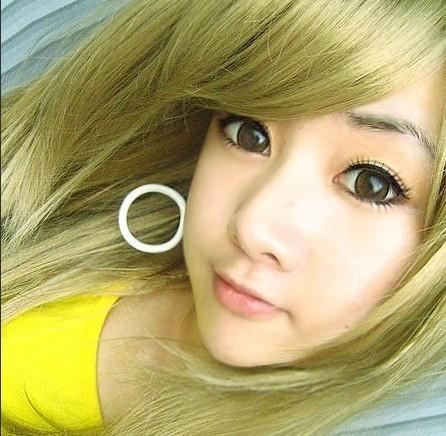 90清纯可爱女生图片