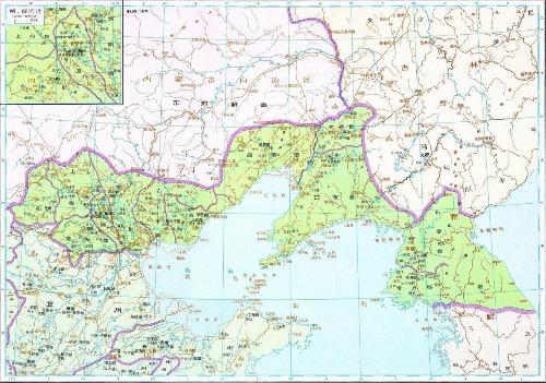 东汉末年地图全图