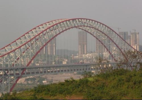重庆朝天门长江大桥