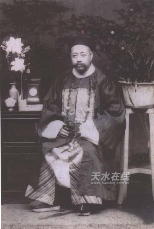 岑毓英:第一个官至总督的壮族人...