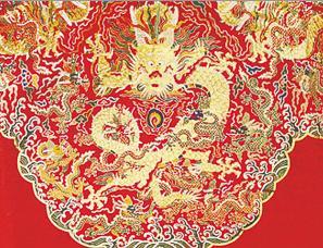 被称为三大名锦的古代四川蜀锦,苏州宋锦,南京云锦是丝织品中的优秀图片