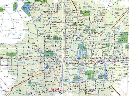 北京公交线路一览表