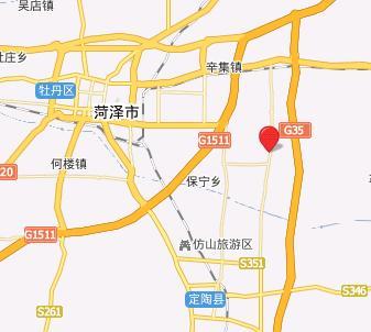 山东省菏泽市定陶县陈集镇