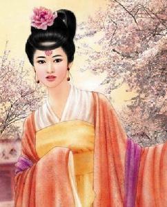 太平公主画像