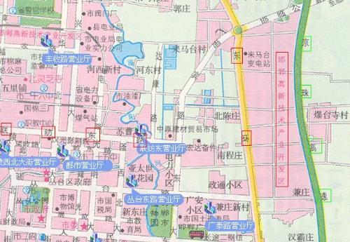 规划中的冀南新区包括柳儿营村吗