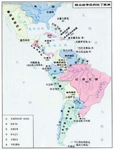 拉丁美洲独立战争