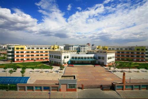 新疆克拉玛依市振兴小学中学实验龙岗图片