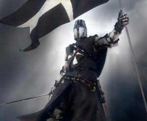 欧洲中古骑兵与步兵战术