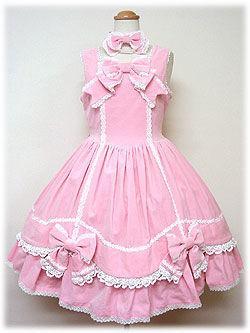洛丽塔洋服