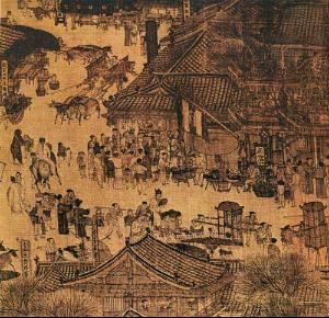 秦朝把天下划分为三十六个郡