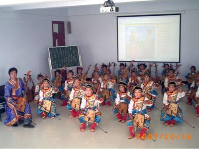 前郭县蒙古族幼儿园