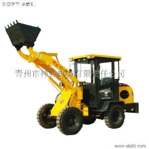 铲车组装结构图