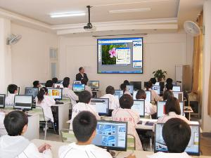 华南平面设计电脑--中国荷兰学校培训学校厦门景草缸布置图图片