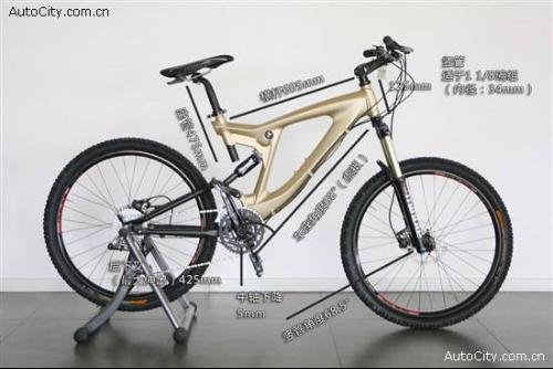 BMW宝马自行车的价格图片