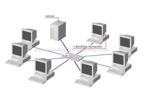 星型拓扑结构的网络属于集中控制型网络