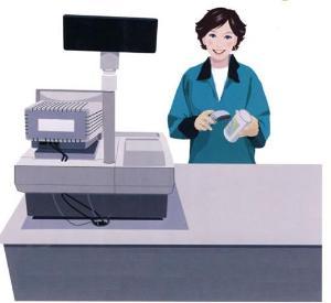 收银员工作流程_超市收银员工作流程
