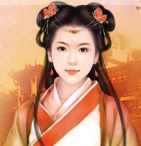 中国古代四大美女+-+搜搜百科