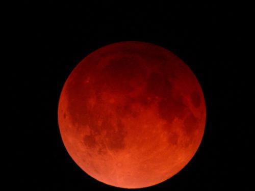与月亮有关的神话传说●中国关