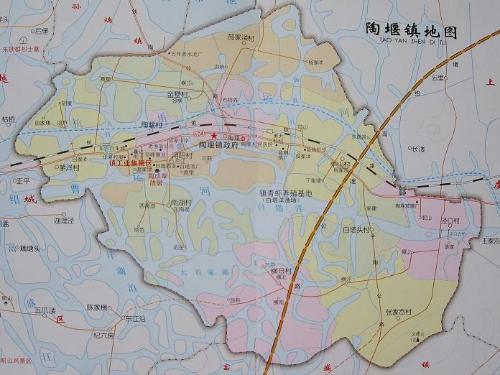 长岛县砣矶镇地图