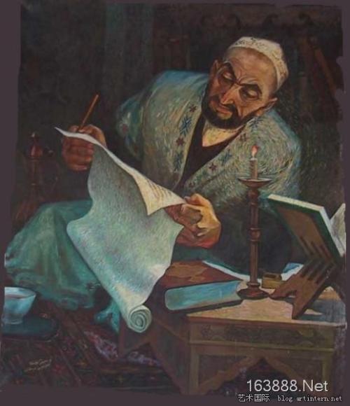 中国古代用阿拉伯语解释突厥语的综合性知识词