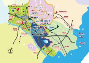 天津开发区地图_求天津经济开发区地图-天津大道到天津站地图