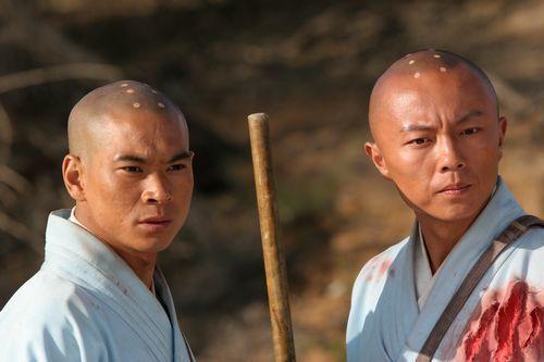 新少林寺传奇3之大漠英豪图片
