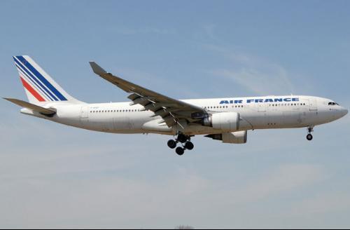 月3日, 土耳其航空 公司981航班从夏尔·戴高乐机场 ...
