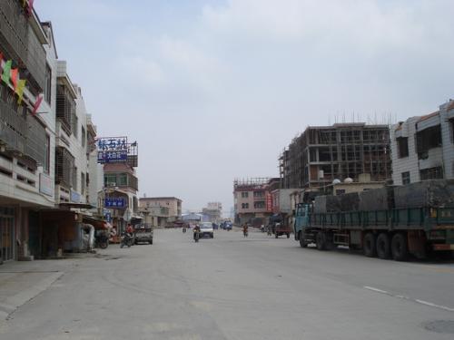 潮阳欧式街道图片