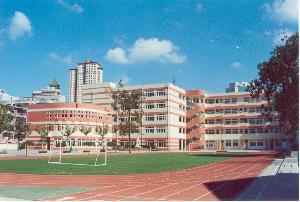 南京市小学路小学梧桐上海道石鼓图片