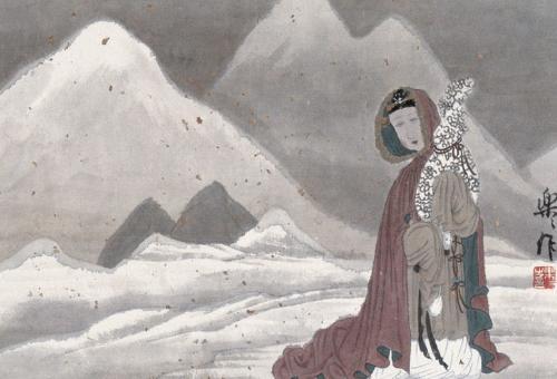 王昭君中国古代四大美女之一