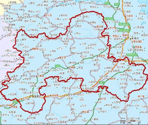 高安市图片; 江西高安地图江西省地图