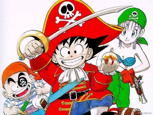 龙珠(日本1984年鸟山明创作的漫画)