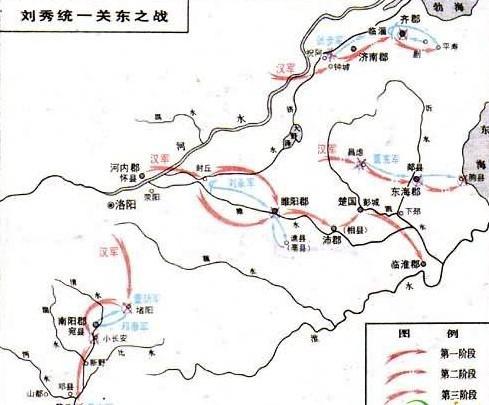 唐朝河西陇右地图