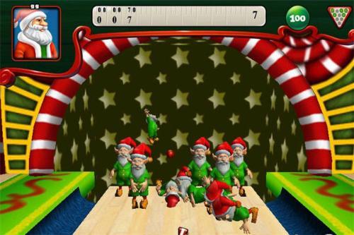 精灵保龄球3 是一款有趣的小品游戏,玩家需要