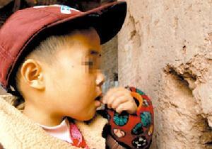 异食癖的孩子患有如寄生虫