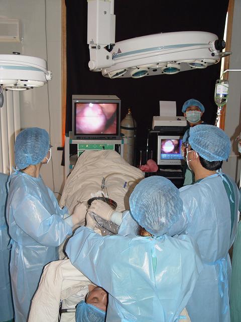 妇科微创手术