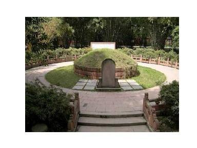 人物坟墓图片