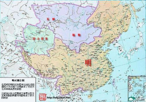 全盛时期元朝地图_中国历史 - 搜狗百科