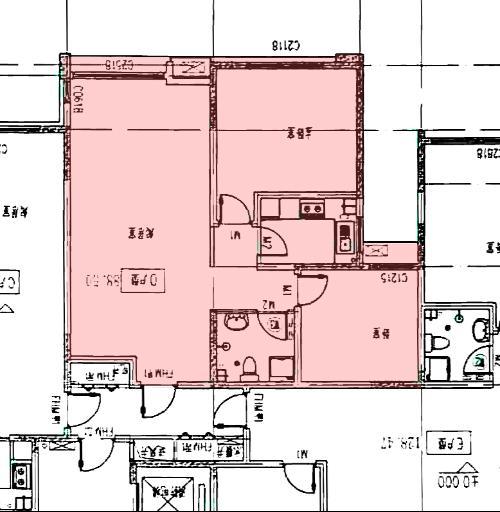 各种房屋结构形式图