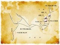 海上丝绸之路是古代海道交通大动脉图片