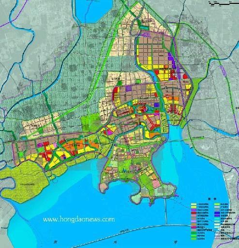 青岛市胶州地图