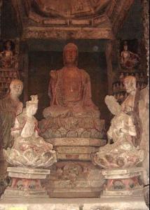 北魏孝明帝时期留存的佛像