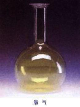 ①原子结构:氯