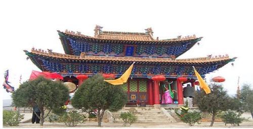 左权县旅游景点图片