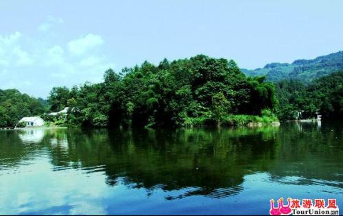 蒲江县城——西来古镇