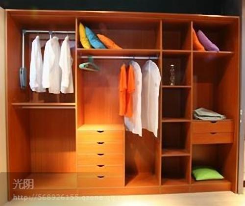 1米5宽衣柜内部实用设计图图片