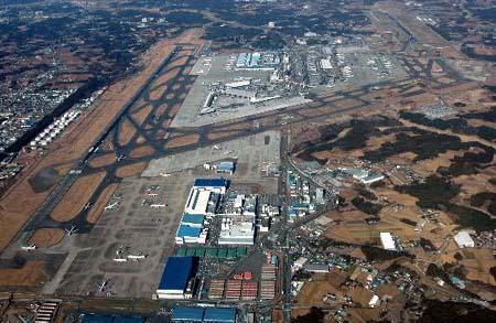日本成田机场举办女性专场飞机摄影活动