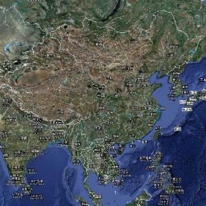 秦皇岛新机场3d地图